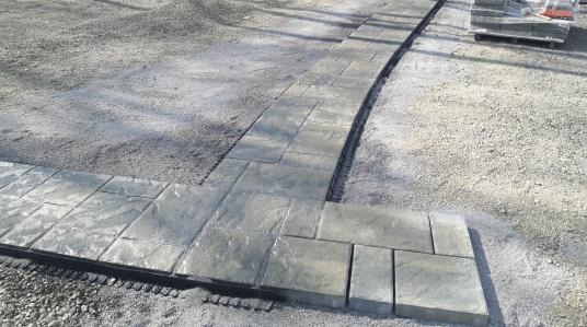 Uni-paved way